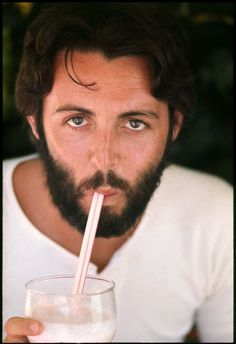 Paul McCartney (a Beatle is always a Beatle and you just can't beat that)