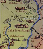Callabrynsturgis Dark Tower Art, Maps, King, Blue Prints, Map, Cards