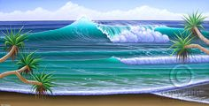 Scott Christensen Paintings | Seascape and Original Ocean Art - Commission a Painting