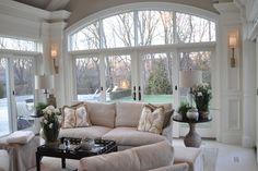 luxurious sunrooms | Luxury Sunroom traditional family room