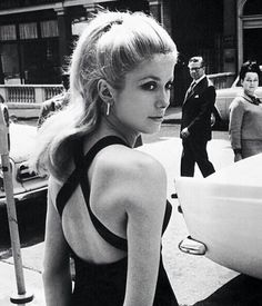 Catherine Deneuve:  I still have my teenage crush on her! Belle de Jour and Tristana did it!
