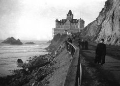 Cliff House: Wish I could stay here