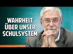 Die Wahrheit über unser Schulsystem - Prof. Dr. Gerald Hüther spricht Klartext - YouTube Maria Montessori, Wake Up, Einstein, History, Youtube, Homeschooling, Internet, Kids Learning, Real Talk