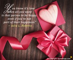 Beautiful love quote.