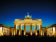 The Brandenburg Gate close to The Ritz-Carlton, Berlin is a must-see on your sightseeing tour through Berlin.