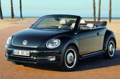 2016 Volkswagen Beetle Convertible (Black)