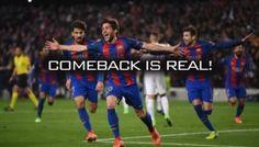 Barcelona vs PSG 6:1 2017 | Highlights Reaction!! - Myindiadesire