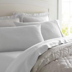 Wayfair Basics 1800 Series 4 Piece Sheet Set by Wayfair Cotton Sheet Sets, Bed Sheet Sets, Flat Sheets, Bed Sheets, Mandalay, Paisley Sheets, Luxury Sheets, Luxury Bedding, Bed Reviews