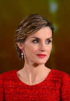 King Felipe and Queen Letizia visited to Freixenet winery to attend the company's centenary celebration on February 12, 2015