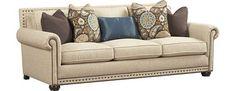 Living Rooms, Caroline Sofa, Living Rooms | Havertys Furniture