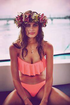 El catálogo de bañadores y bikinis de 2016 de Victoria's Secret