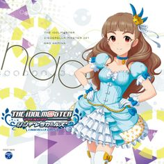 THE IDOLM@STER CINDERELLA GIRLS character song CD jacket