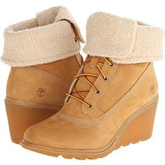 Timberland Earthkeepers® Amston Roll-Top #wintertime #boots #shoelove