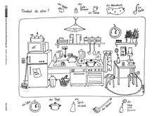 Leben und Wohnen - Küche - Grafe