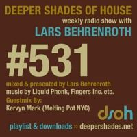 Deeper Shades Of House #531 w/ guest mix by KERVYN MARK by deepershades.net on SoundCloud