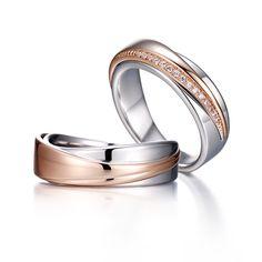 ◇ MILANOGEM ◇ Antique Diamond Rings, Diamond Wedding Rings, Halo Diamond, Wedding Ring Bands, Wedding Jewelry, Couple Ring Design, Gents Ring, Matching Rings, Engraved Rings