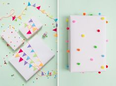 14 Adorable Gift Wrapping Ideas for Kid