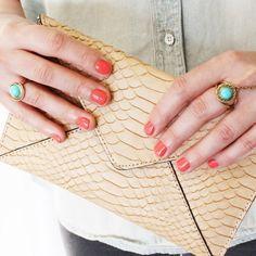 Spring's Prettiest Nail Polish Colors | The Zoe Report