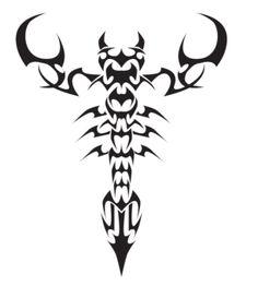 scorpion tattoo