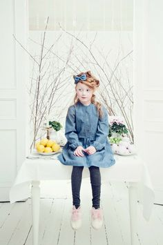 Hebe AW14 | Little Gatherer