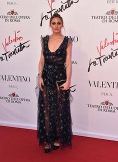 Olivia Palermo de Valentino