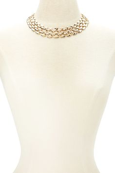 Forever 21 | Flat Chain Necklace