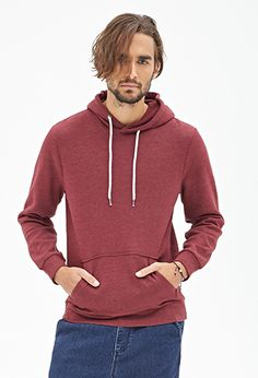 Classic Pullover Hoodie   21 MEN - For your teenage boy.