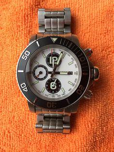 Glycine Lagunare L1000 Chronograph