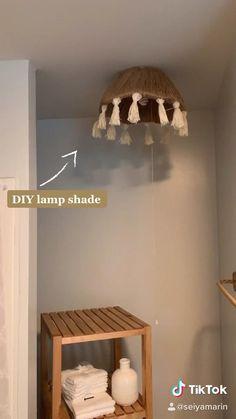 Boho Bedroom Diy, Room Ideas Bedroom, Diy Crafts For Home Decor, Diy Wall Decor, Refurbished Chairs, Boho Diy, Bohemian, Diy Chair, Decoration