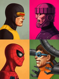 Mike Mitchell - MARVEL