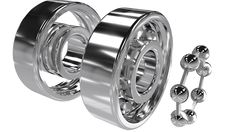 By using top quality ball bearings, individuals can lengthen the lifespan of engines. In addition, reliable ball bearings can also avoid overheat and friction easily. Rings For Men, Wedding Rings, Zara, Engagement Rings, Jewelry, Latex, Top, Enagement Rings, Men Rings