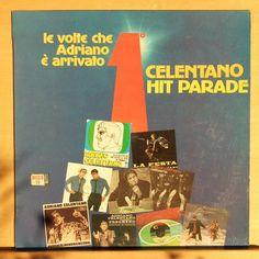 ADRIANO CELENTANO - Le Volte che Adriano é arrivato - Italo Disco Pop Vinyl LP