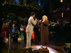 "Sandi Patty and Larnelle: ""I've Just Seen Jesus"".  I was channel surfing one day and stopped when I heard this.  After they finished singing, I played it again 3 times!  I just love to hear Sandi Patty sing and this is one of her best."
