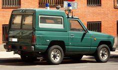Nissan Patrol - Guardia Civil