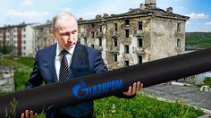 Как Путин разворовал Газпром