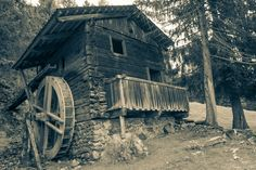 Old Mill by Eva Lechner on 500px