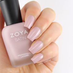 Liquid Jelly: [Review+Swatch] Zoya Naturel Satins Collection for 2015 - Brittany