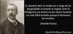 El 12 de octubre de 1924, #TalDíaComoHoy, falleció el escritor francés #AnatoleFrance, Nobel de Literatura en 1921.