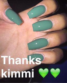 Pretty Shade of Green