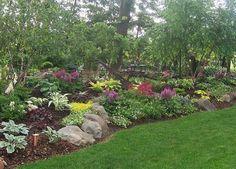 flower garden burm designs   landscape
