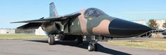 Restored F-111 A8-113 at RAAF Amberley prior to being dissassembled for shipment to Darwin (Image Credit: AAHC)