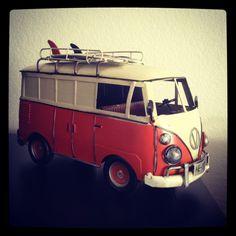 VW bus!
