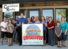 Crenshaw Realty is the first Business of the Month from Santaquin under the Payson and Santaquin Chamber of Commerce banner. More at: http://paysonchronicle.blogspot.com/2015/06/crenshaw-realty-first-business-of-month.html