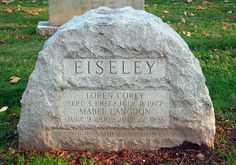 """Loren Eiseley (1907 - 1977) Anthropologist, naturalist, Philosopher. Studied North American anthropology and the evolution of cultures. Called the """"heir apparent"""" to Henry David Thoreau. Known for the philosophical work """"The Immense Journey"""", published in 1975."""