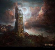 Tower by Madboni