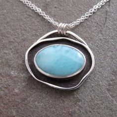 Unchartered Island by Jill Sharp of Blue Piranha Jewelry. How did she do that!