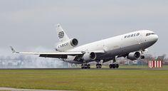 WORLD AIRWAYS MD11F