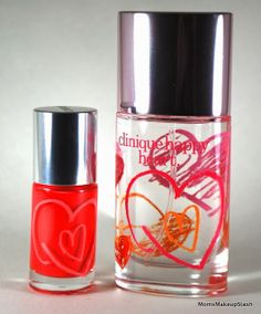 @Clinique Perfume & Nail Polish Support the Happy Heart Fund