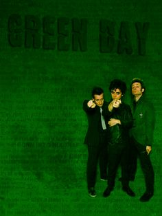 Green Day photoshop, lyrics in the background. Better quality if you click on it.