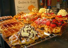 It's safe to say that other than being the home of Tintin, Belgium is most famous for its culinary creations. Here are three things you have to try.